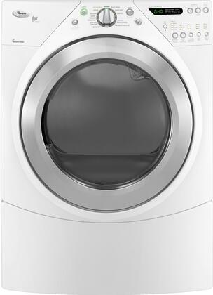 Whirlpool WED9550WW Electric Duet Series Electric Dryer