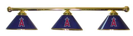 Imperial International 18-20-3S MLB 3 Shade Metal Lamp With 2 Licensed Logo Per Shade For A Total Of 6