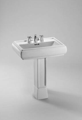 Toto LPT670.4G#12 Ethos Design Pedestal Lavatory