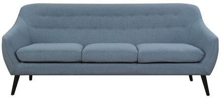 Coaster 505347 Dawson Series Stationary Fabric Sofa