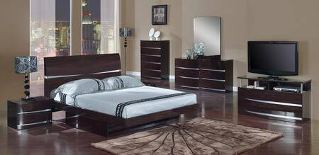 Global Furniture USA AURORAWFBG Aurora Full Bedroom Sets
