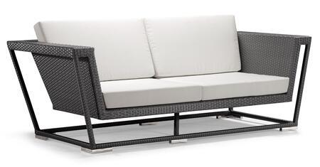 Zuo 701280 Outdoor Patio Sofa