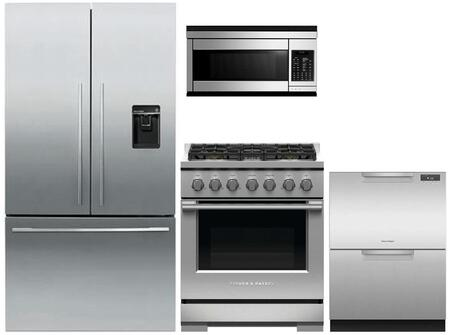Fisher Paykel 744181 Kitchen Appliance Packages