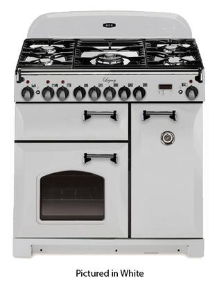 AGA ALEG36DFCDCBL Legacy Series Dual Fuel Freestanding |Appliances Connection
