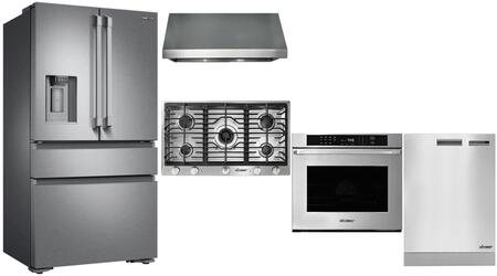Dacor 717369 Renaissance Kitchen Appliance Packages