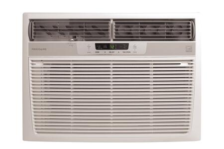 Frigidaire FRA186MT2 Window Mounted Air Conditioner Cooling Area,