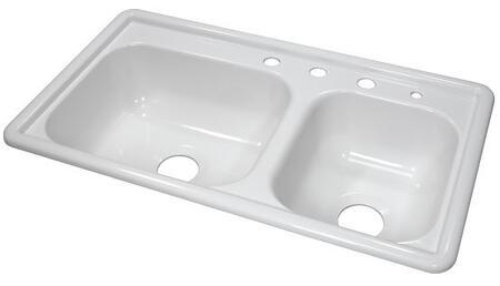 Lyons DKS01R35 Kitchen Sink