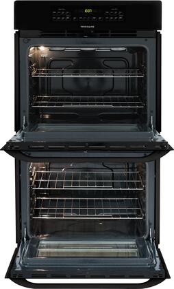 Frigidaire Ffet2725pb 27 Inch Double Wall Oven In Black