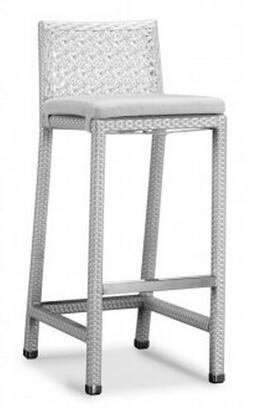 TOV Furniture TOV51XBSTOOL  Patio Chair
