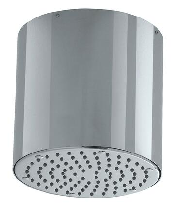 "Jewel Faucets H80405XX 8"" Cylinder Ceiling Mount Anti-Lime Shower Head"