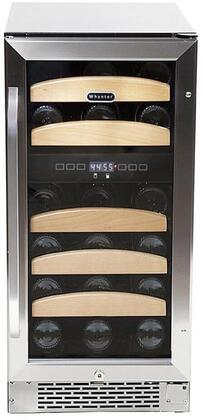 "Whynter BWR281DZ 15"" Built-In Wine Cooler |Appliances Connection"