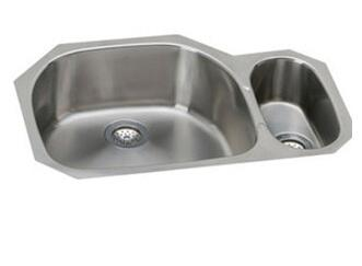 Elkay EGUH322110RDBG Kitchen Sink