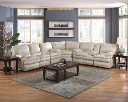 Catnapper 414189126201306201 Perez Sectional Sofas