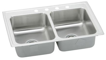 Elkay LRADQ372250MR2 Kitchen Sink