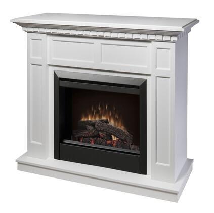 Dimplex Dfp4743w Caprice Series Vent Free Electric Fireplace