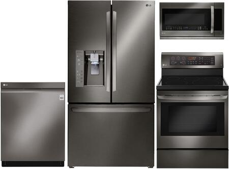 LG 692798 Kitchen Appliance Packages