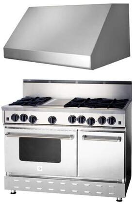 BlueStar 749826 RNB Kitchen Appliance Packages