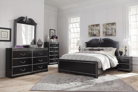 Signature Design by Ashley B301BDMC2N Navoni Queen Bedroom S
