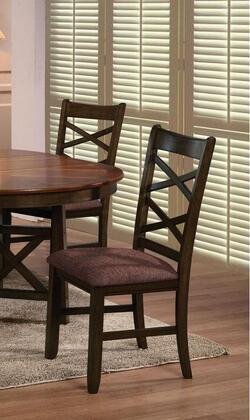 Acme Furniture 16802 Olivia Series Transitional Wood Frame Dining Room Chair