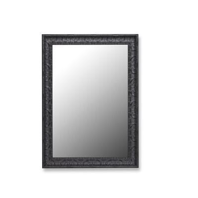 Hitchcock Butterfield 27000x Cameo Mirror in Ebony Mayan Black