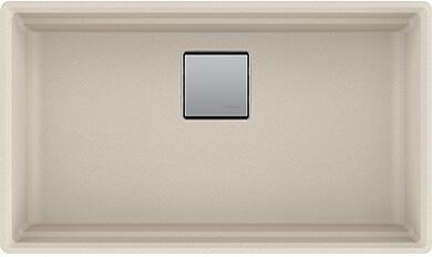 """Franke PKG11031 Peak Series 32"""" Undermount Single Bowl Sink in"""