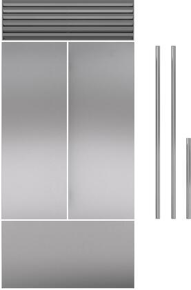 Sub-Zero 730617 Door Panels