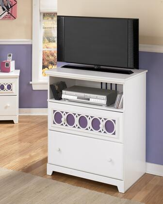 Signature Design by Ashley B13138 Zayley Series Wood Chest