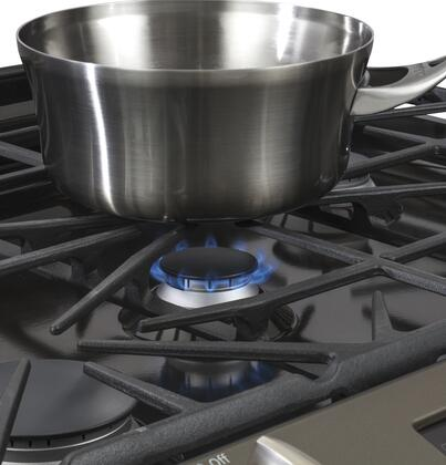 ge in use - Slide In Gas Range