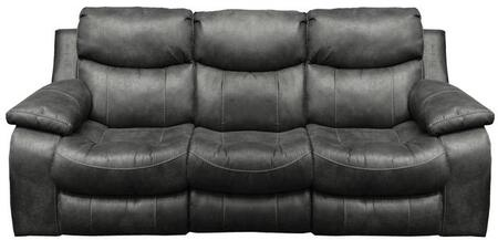 Catnapper 4311122728302728 Catalina Series  Bonded Leather Sofa