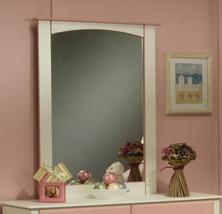 Sandberg 50810 Blossom Series Rectangular Portrait Mirror
