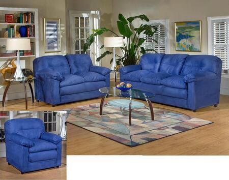 Chelsea Home Furniture 6300SLCBBK Living Room Sets