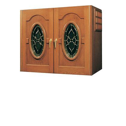 """Vinotemp VINO296NAPJB 58""""  Wine Cooler"""