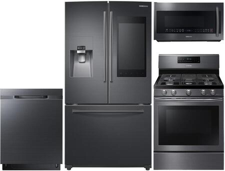 Samsung 757408 Kitchen Appliance Packages