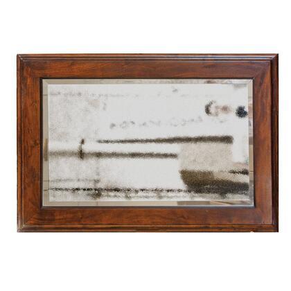 Home Trends & Design FSFMR60L  Rectangular Landscape Wall Mirror
