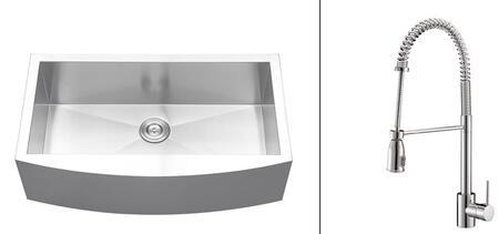 Ruvati RVC2456 Kitchen Sink