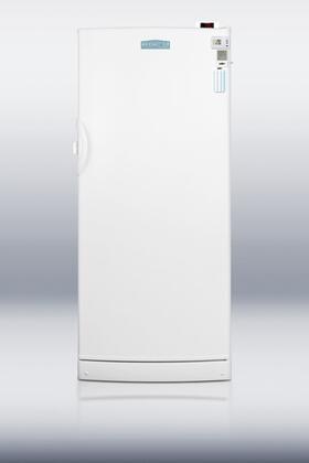 """Summit FFAR10MEDSC 24"""" Freestanding All Refrigerator"""