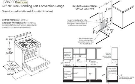 Ge Jgb690sefss 30 Inch Gas Freestanding Range In