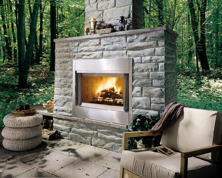 Monessen ODWR500  Woodburning Fireplace