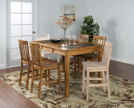 Sunny Designs 1274ROKIT1 Sedona Dining Room Sets ...