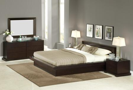Lifestyle Solutions ZUR5PEKCPSET King Bedroom Sets