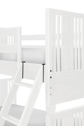 Magnussen Y200670K1 Hadley Series Childrens Twin Size Bunk Bed