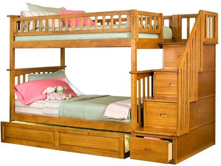 Atlantic Furniture AB55637  Bunk Bed