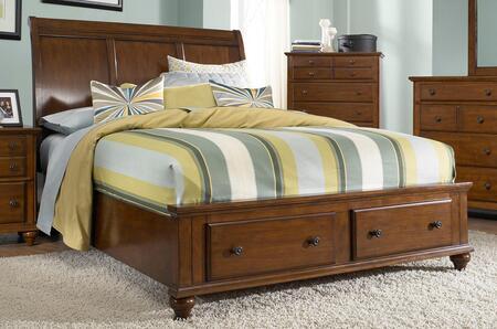 Broyhill HAYDENSLEIGHLCQ  Queen Size Sleigh Bed