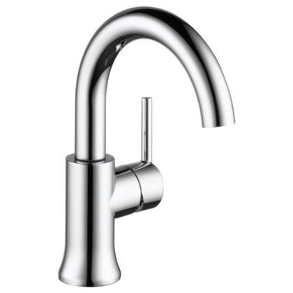 Trinsic  559HA-DST Delta Trinsic: Single Handle High-Arc Lavatory Faucet in Chrome