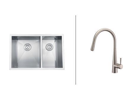 Ruvati RVC2343 Kitchen Sink