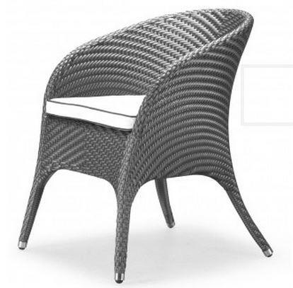 TOV Furniture TOV55DCHAIR1  Patio Chair