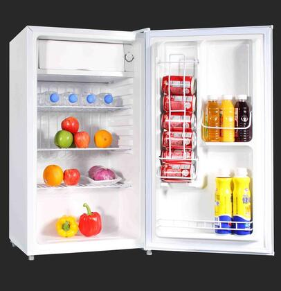 """Avanti RM3152W Freestanding All Refrigerator Yes 3.1 cu. ft.  18.5"""" Compact Refrigerator  Appliances Connection"""
