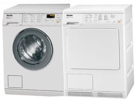 Miele 731722 Washer and Dryer Combos