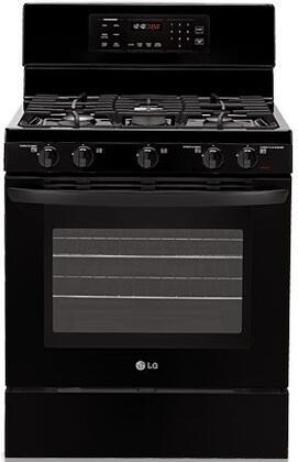 "LG LRG3093SB 30"" Gas Freestanding"