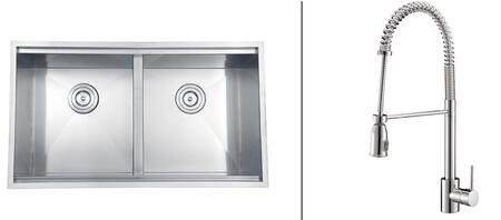 Ruvati RVC2386 Kitchen Sink